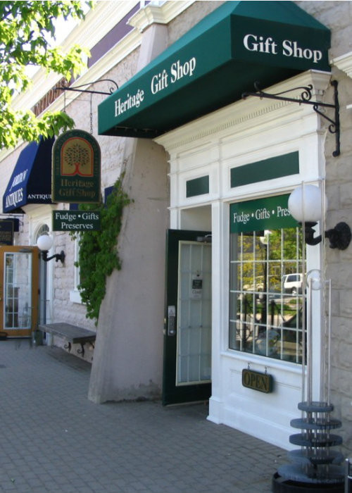 Heritage Gift Shop in Jordan Village