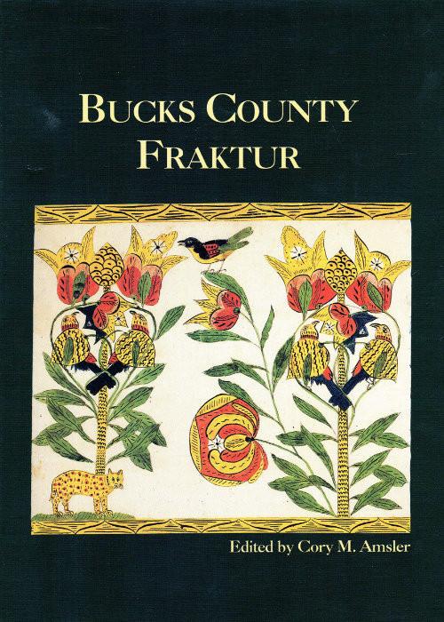 Bucks County Fraktur book